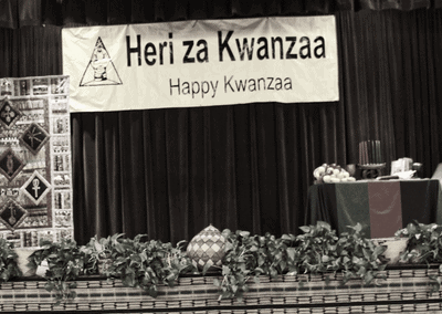 50th Anniversary Kwanzaa